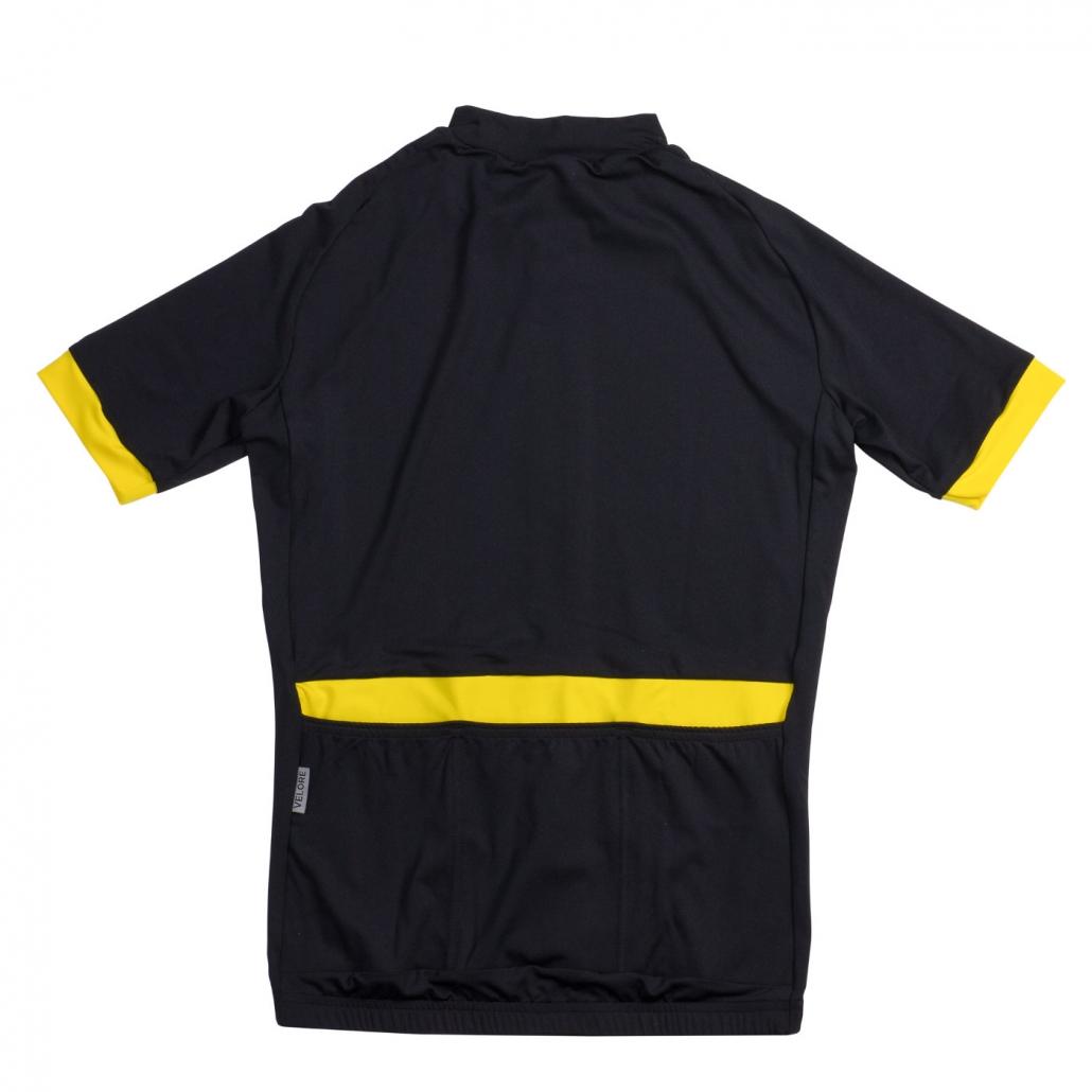 Cyklisticky dres Nero