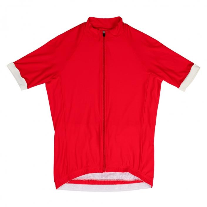 Cyklisticky dres Rosso